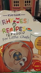 12F00010: Rhymes and Recipes for Little Chefs