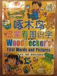 12H00111: woodpecker first word/chinese
