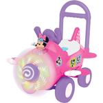 382: Disney Minnie Mouse plane ride on