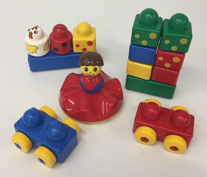 258: Duplo Blocks
