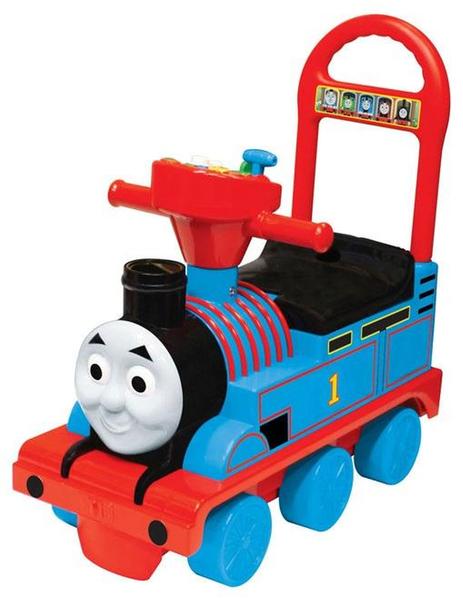 846: Thomas ride-on