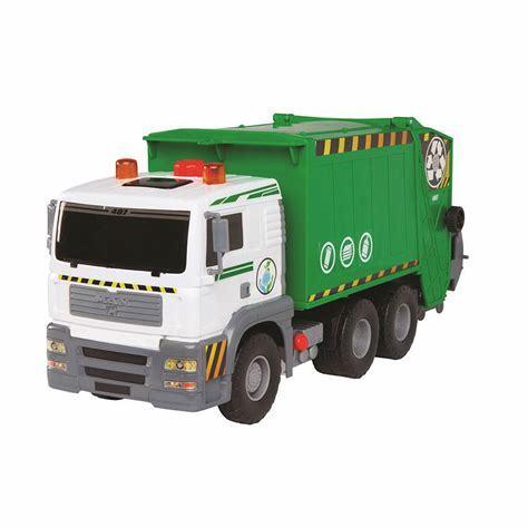 323: Garbage truck
