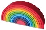 429: Wooden rainbow tunnel