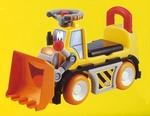 206: Haul & Ride dusty dozer
