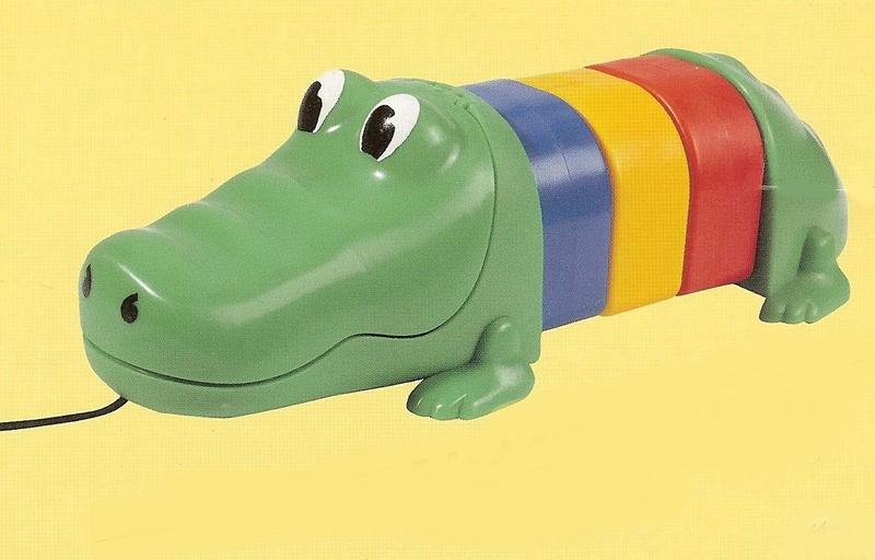 572: Growing crocodile