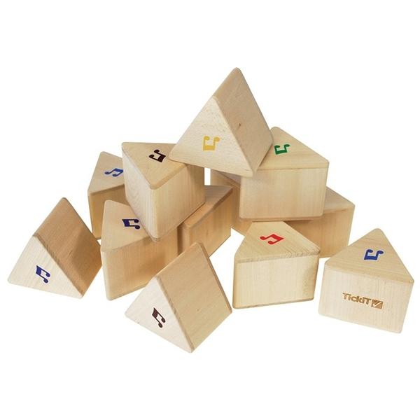 991: Sounded Prisms Set of 12