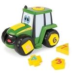 462: Learn & pop Johnny Tractor shape sorter