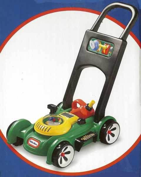 746: Gas n go mower