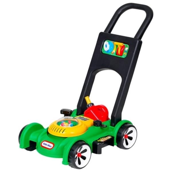 732: Gas n go mower