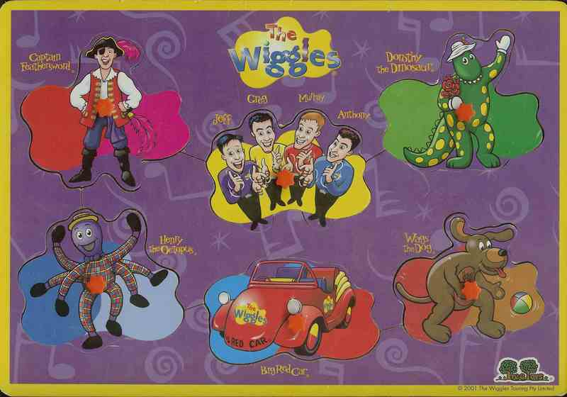 059: Puzzle: The Wiggles
