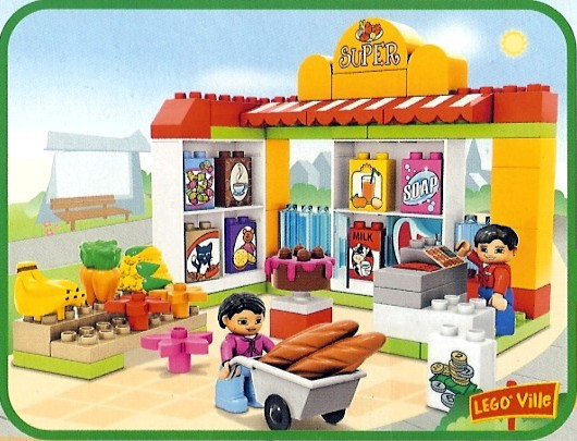 265: Lego Ville