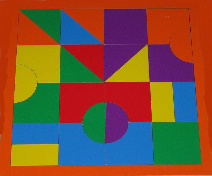 209: Laser cut puzzle