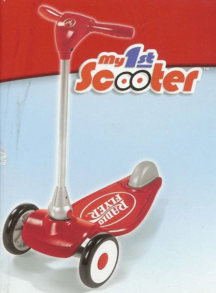 482: My first scooter