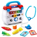 858: Pretend and learn doctors kit