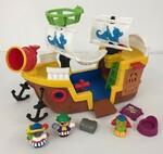 261: Pirate ship