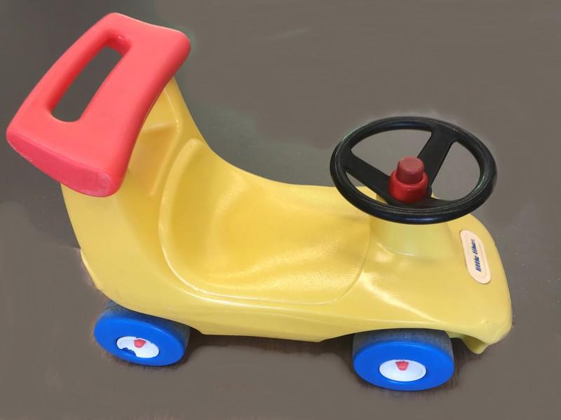 20 - 373: Push 'n' Ride