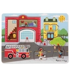 894: Puzzle: Around the fire station (sound)