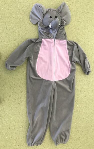 078: Costume – Elephant