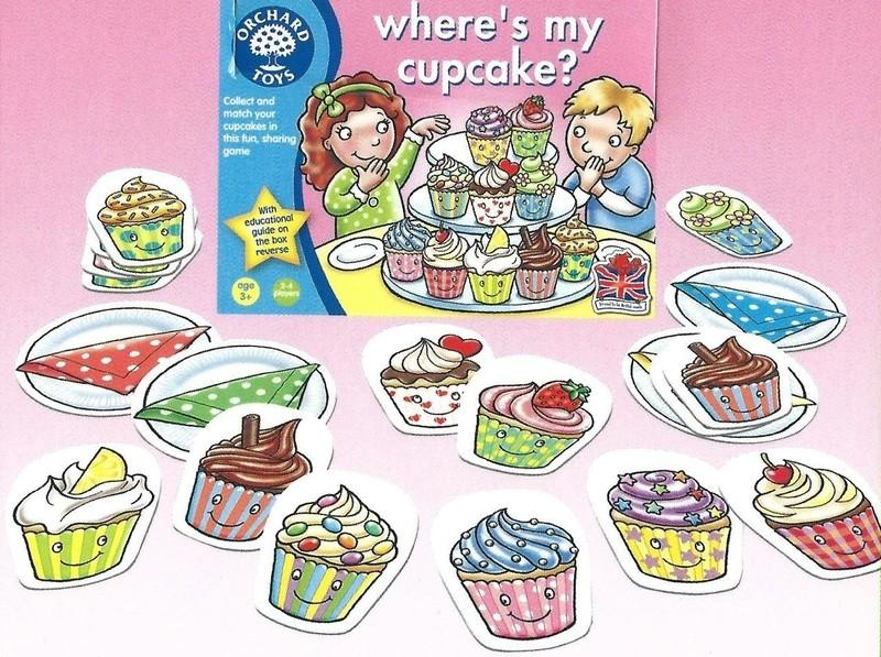 824: Where's my cupcake?