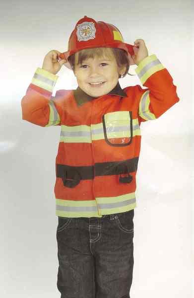 688: Costume: fireman