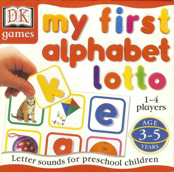 134: Alphabet Lotto game