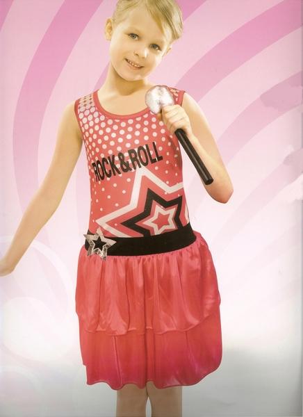 684: Costume: Popstar