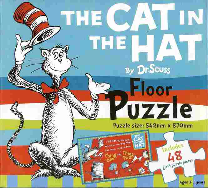 836: Puzzle: Cat in the hat