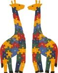 761: Puzzle giraffe