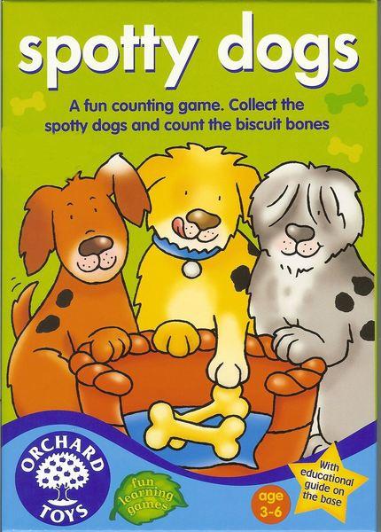 244: Spotty dogs