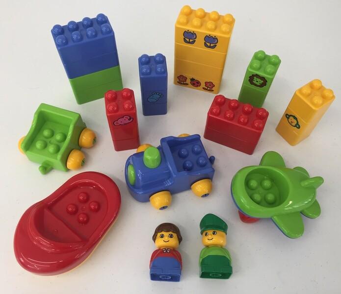 583: Baby blocks – transport set