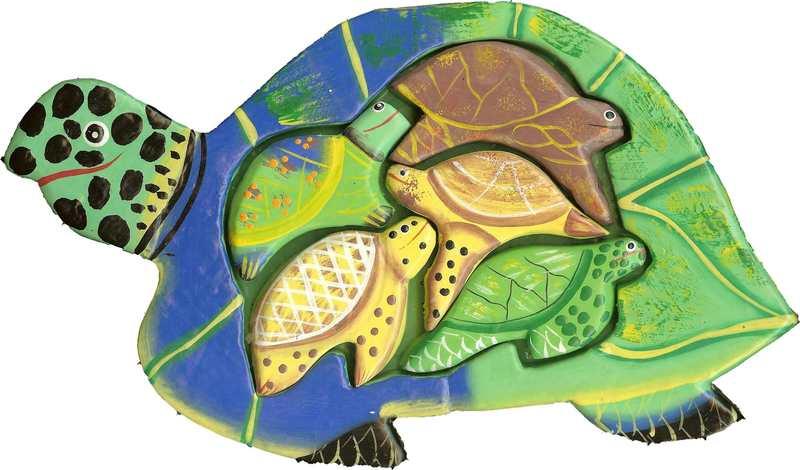 597: Puzzle: Turtles