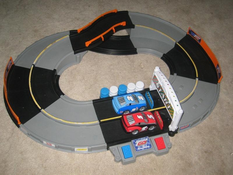 320: Shake 'N Go Speedway