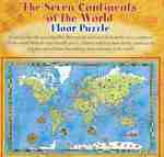 292: Puzzle: Seven continents of the world