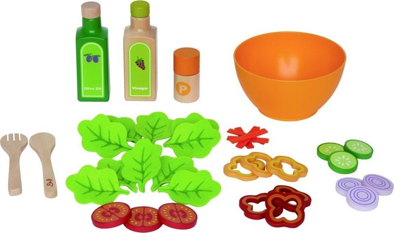 997: Healthy gourmet salad