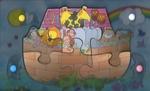 072: Puzzle: Noahs Ark jigsaw