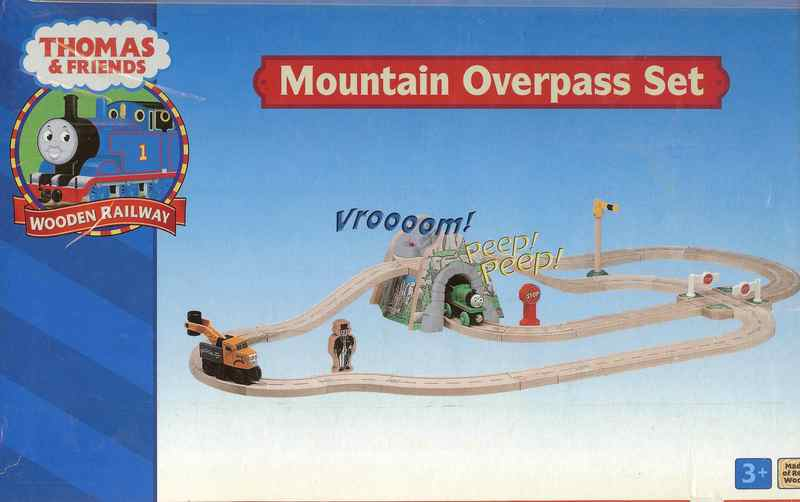 157: Thomas Tank Mountain Overpass