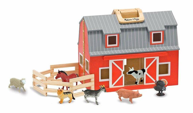771: Fold and go barn