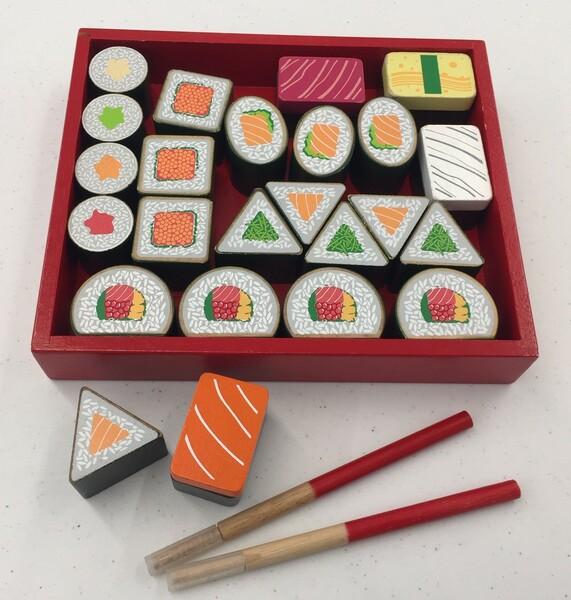 498: Sushi set