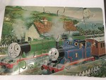 020: Thomas & Friends wood puzzle