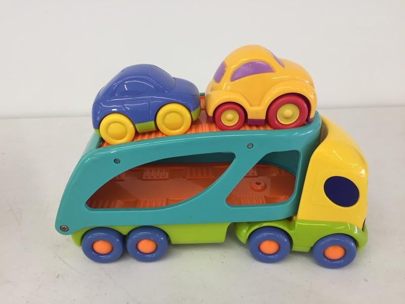 044: Light & Sound Car Transporter
