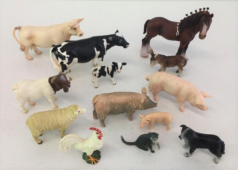 237: Farm Animals Roll Call