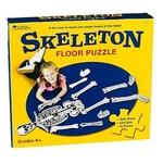 454: Floor puzzle – skeleton