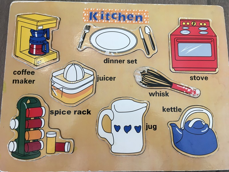 057: Puzzle: Kitchen