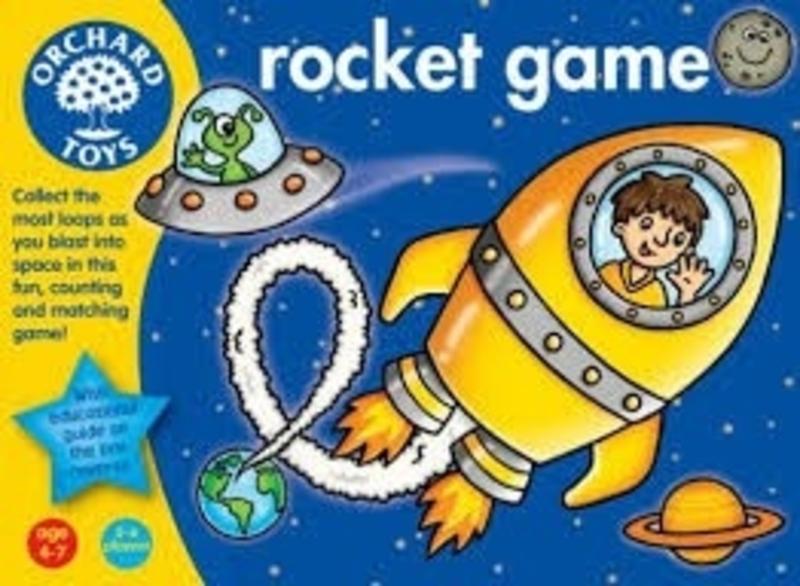 534: Rocket game