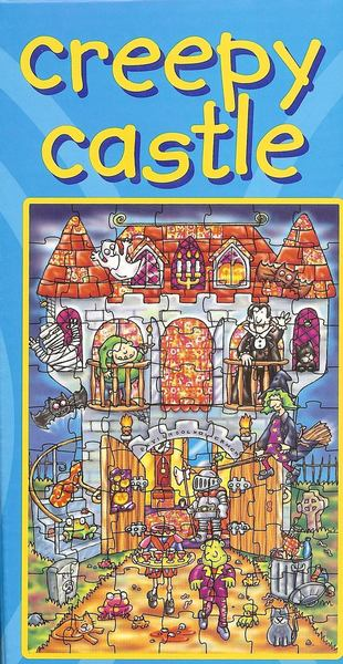 764: Puzzle Creepy castle