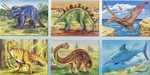 286: Colourful Dinosaurs Block Puzzle