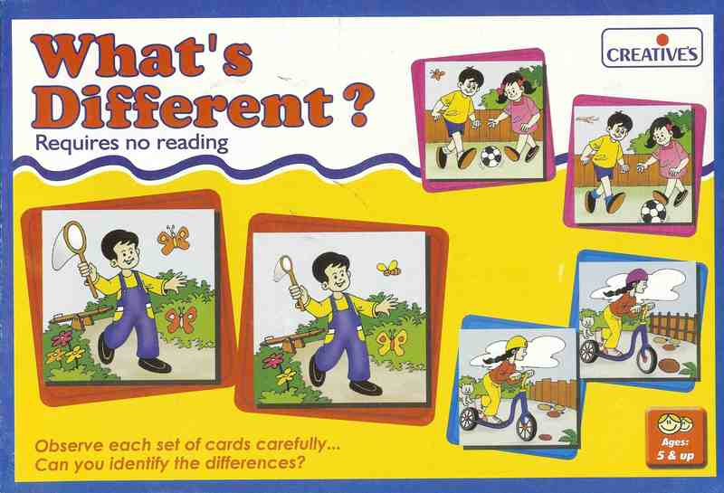 441: What's different