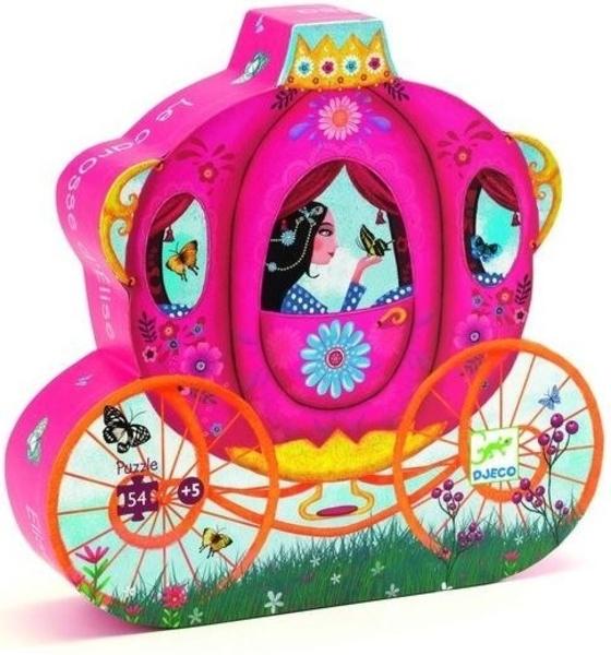 793: Puzzle  Elise's carriage