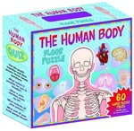 46: Puzzle: The Human body floor puzzle