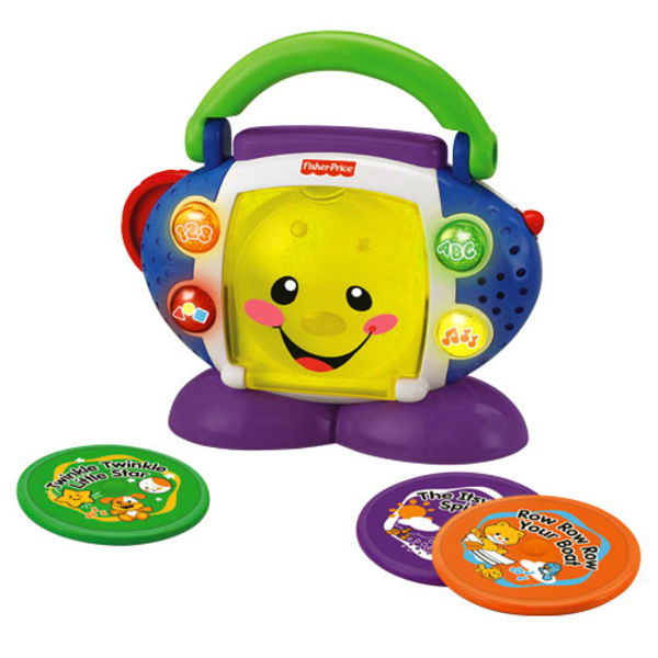 309: Sing with me CD player